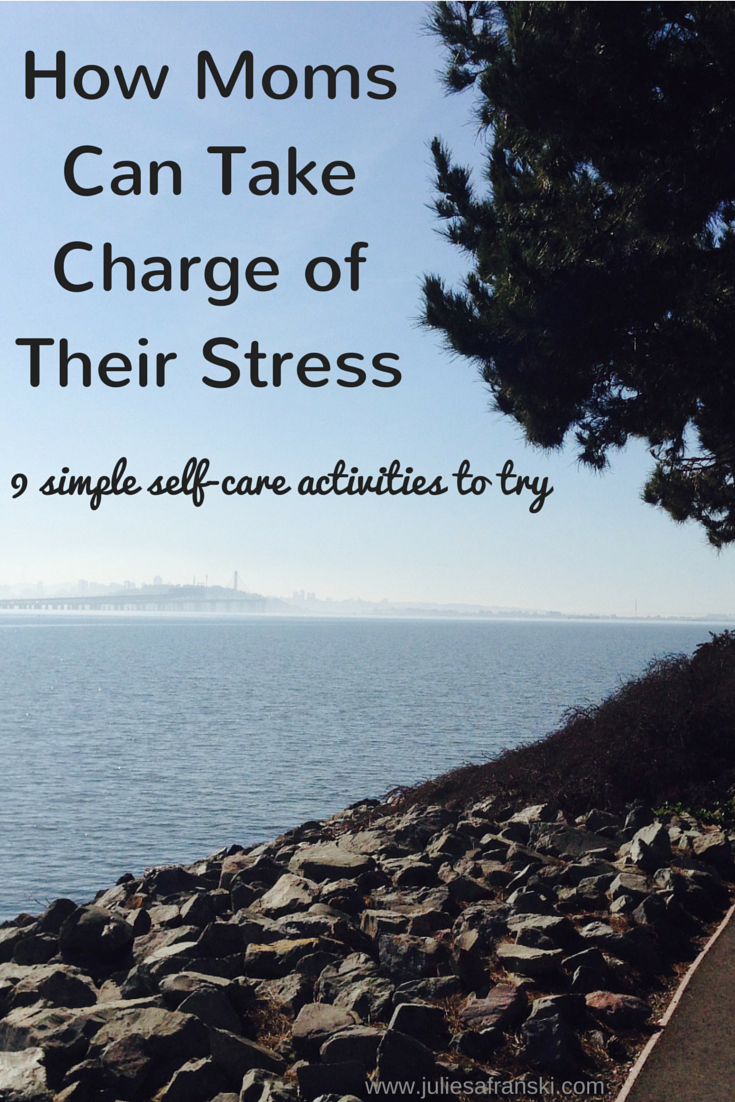 9 simple steps for relieving stress