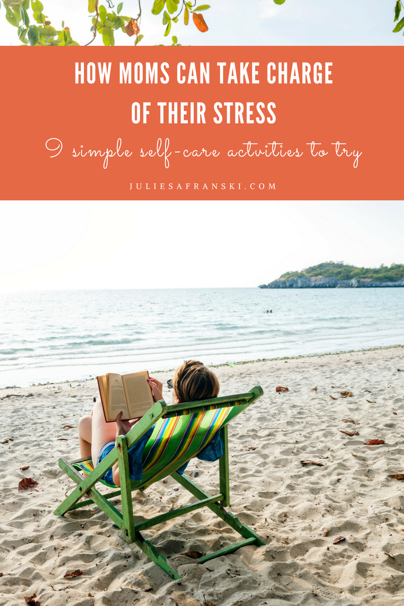 Moms Take Charge of Your Stress