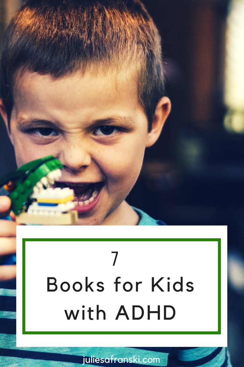 books for kids with ADHD 60618